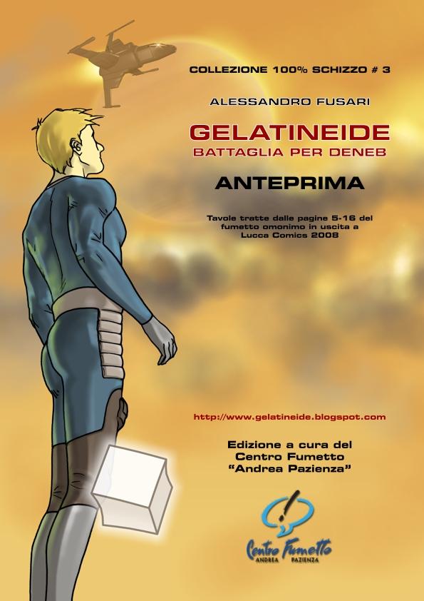 L'anteprima di Gelatineide